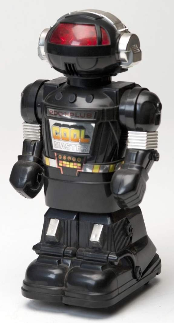 Cool Robot Toys : Universal cosmic cruiser robot no toy by new bright