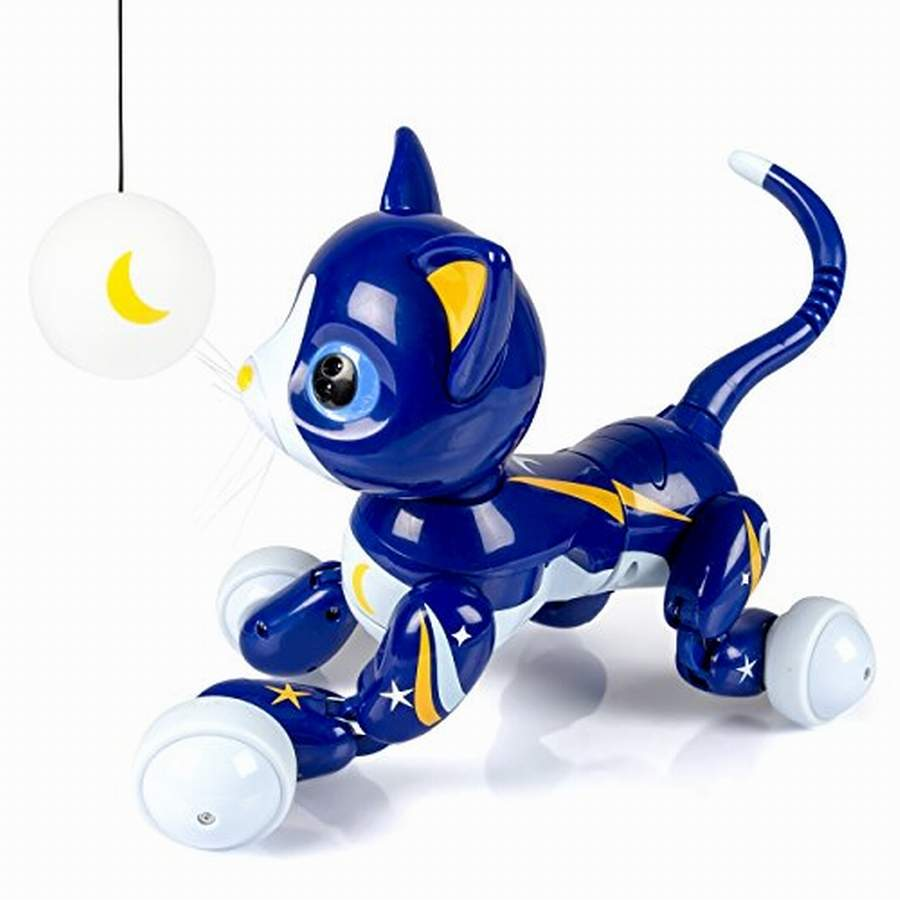 Zoomer Kitty By Spin Master