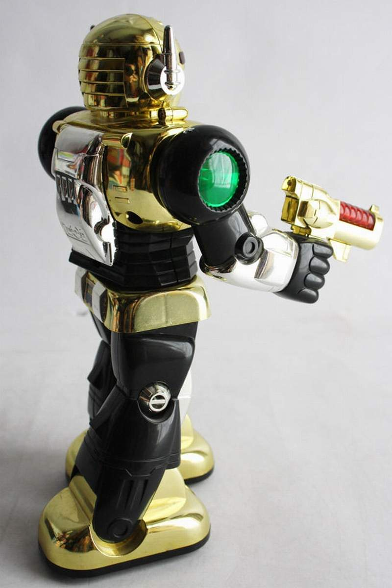 Top Robot No 3007 By Hap P Kid Toys The Old Robots Web Site