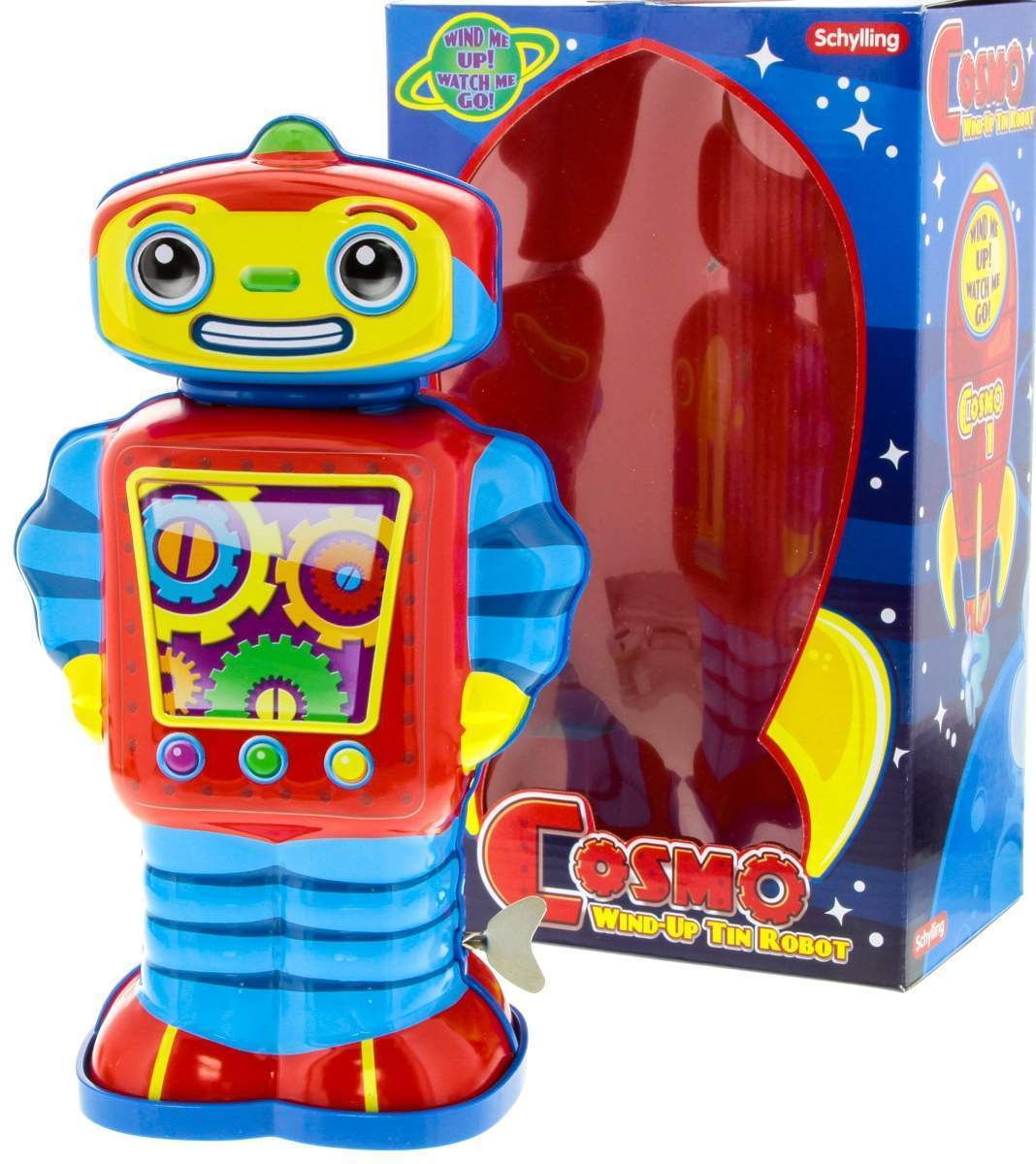 Cosmo Toy Robot New : Cosmo robot by schylling the old robots web site