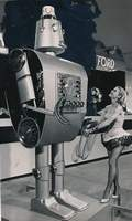 Freddies Ford Robot