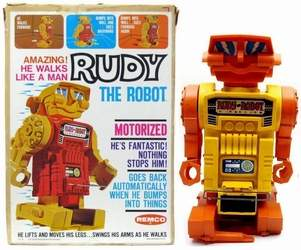 Rudy the Robot