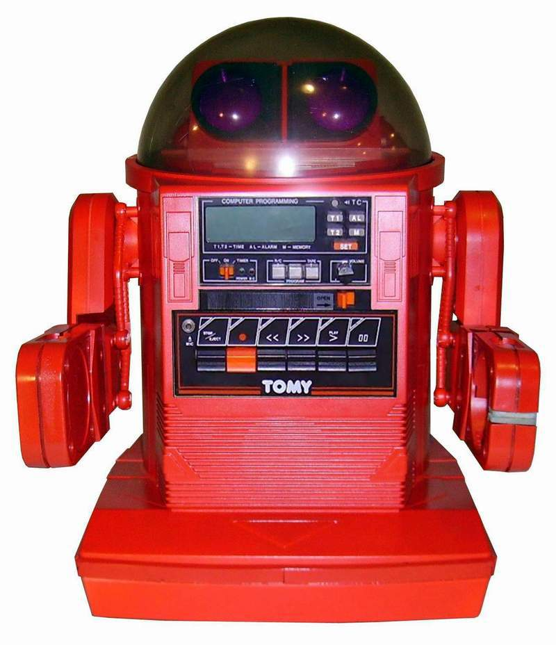 Omnibot 5402 Robot by Tomy