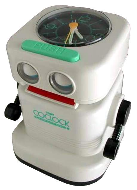 Tomy Mr. Time Robot