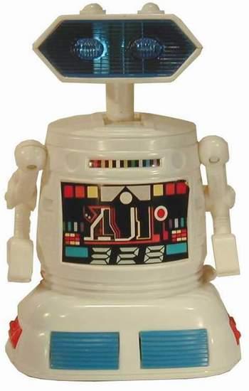 Bumpbot Robot - The Old Robots Web Site