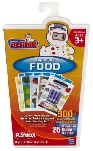 Playskool Toy Food : On the go alphie by playskool old robots web site