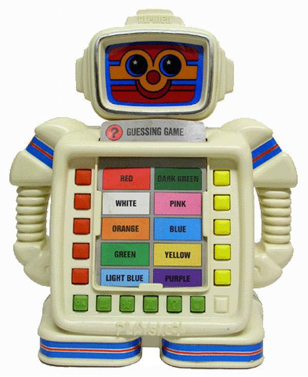 I Love The 80s Toys : Alphie ii talking the old robots web site
