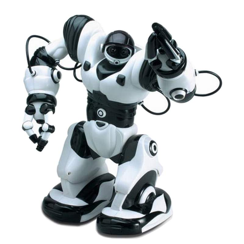 Robot For Big Boys Toys : Wowwee robosapien robot the old robots web site