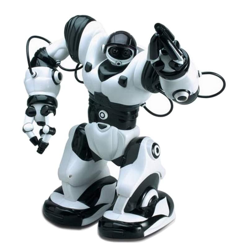 Toys For Robots : Wowwee robosapien robot the old robots web site