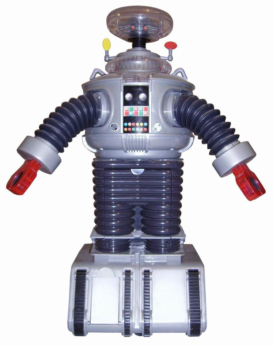 lost in space toy robot