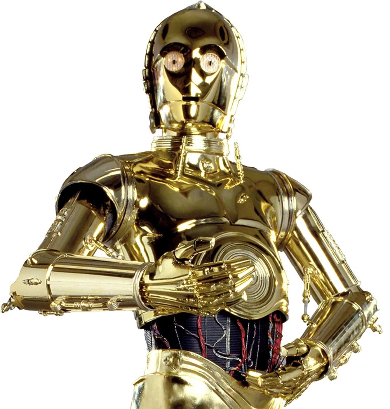 「C3PO」の画像検索結果