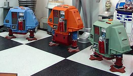 Image result for silent running huey dewey and louie