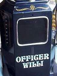 Officer Willi Robot