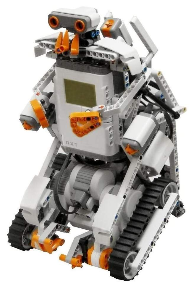 Mindstorms Nxt Robots Robot's Web The Site Lego Small Old YIbmgyf76v
