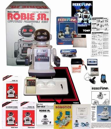 Robie Sr. 2398 By Radio Shack