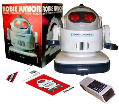Robie Junior by Radio Shack