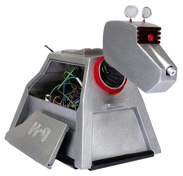 Dr Who K-9 Robotic Dog