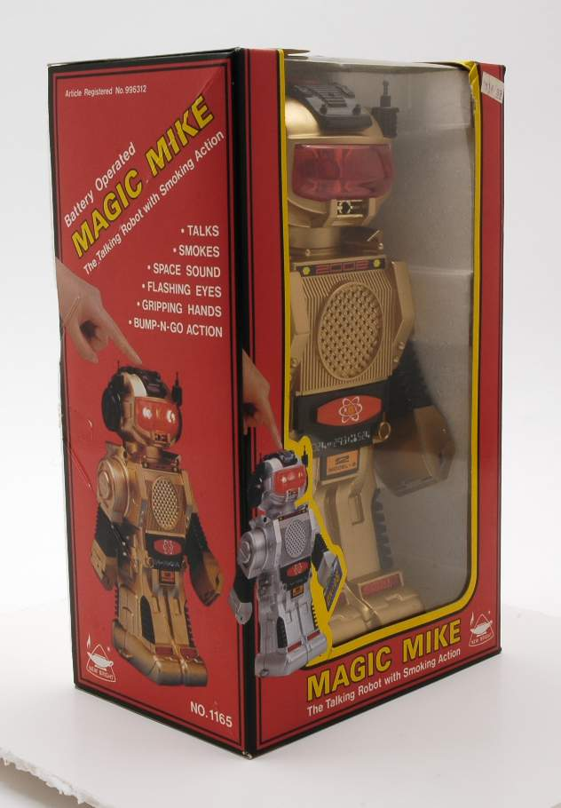 Magic Mike Robot