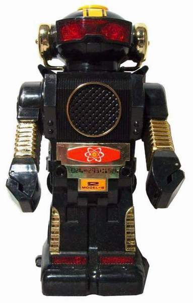 Tommy Atomic Robot