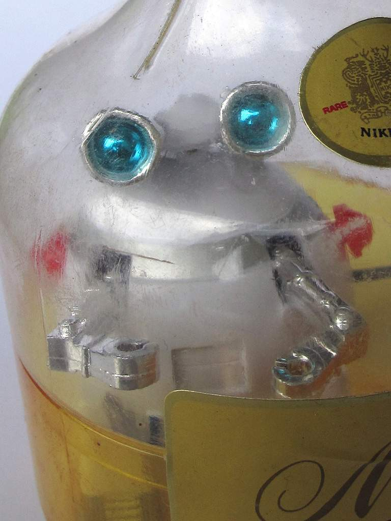 Mild_Girl_Bottle Robot