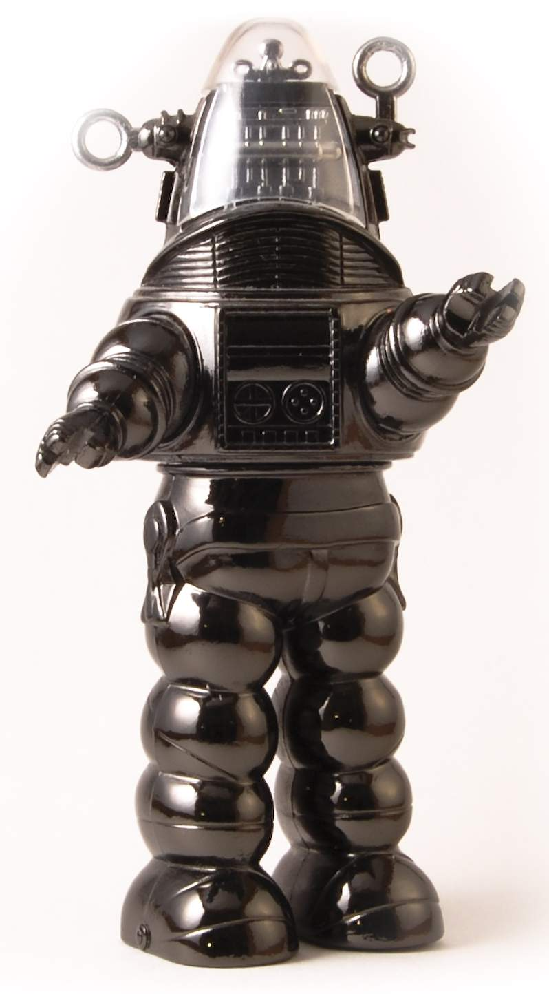 Robby The Robot - The Old Robots Web Site