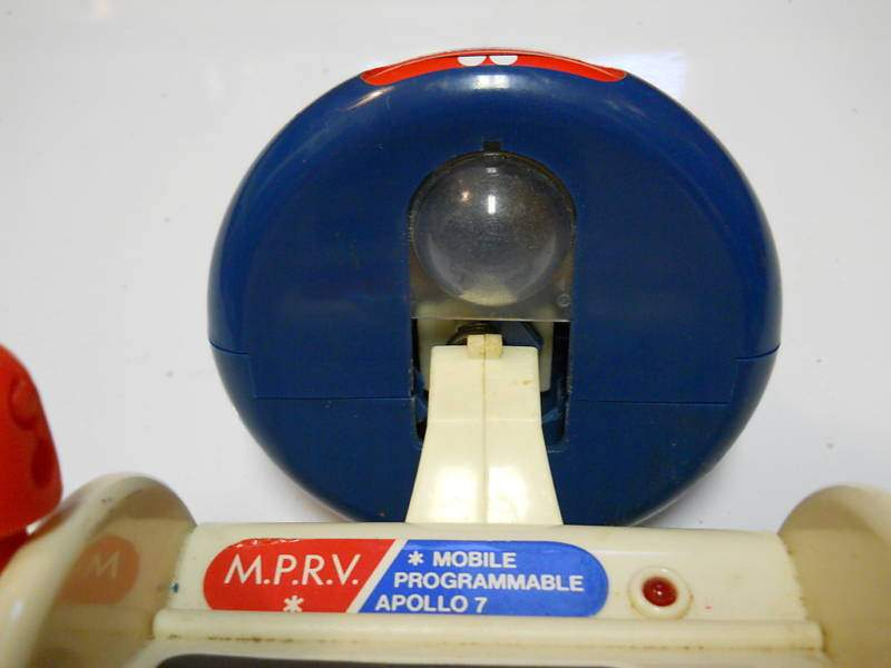 M.P.R.V. Programmable Apollo 7 Robot