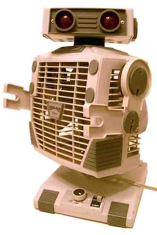 Robo the Fan By Robeson