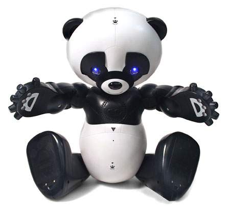 Image result for robot panda