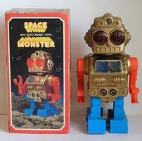 Space Monster Robot
