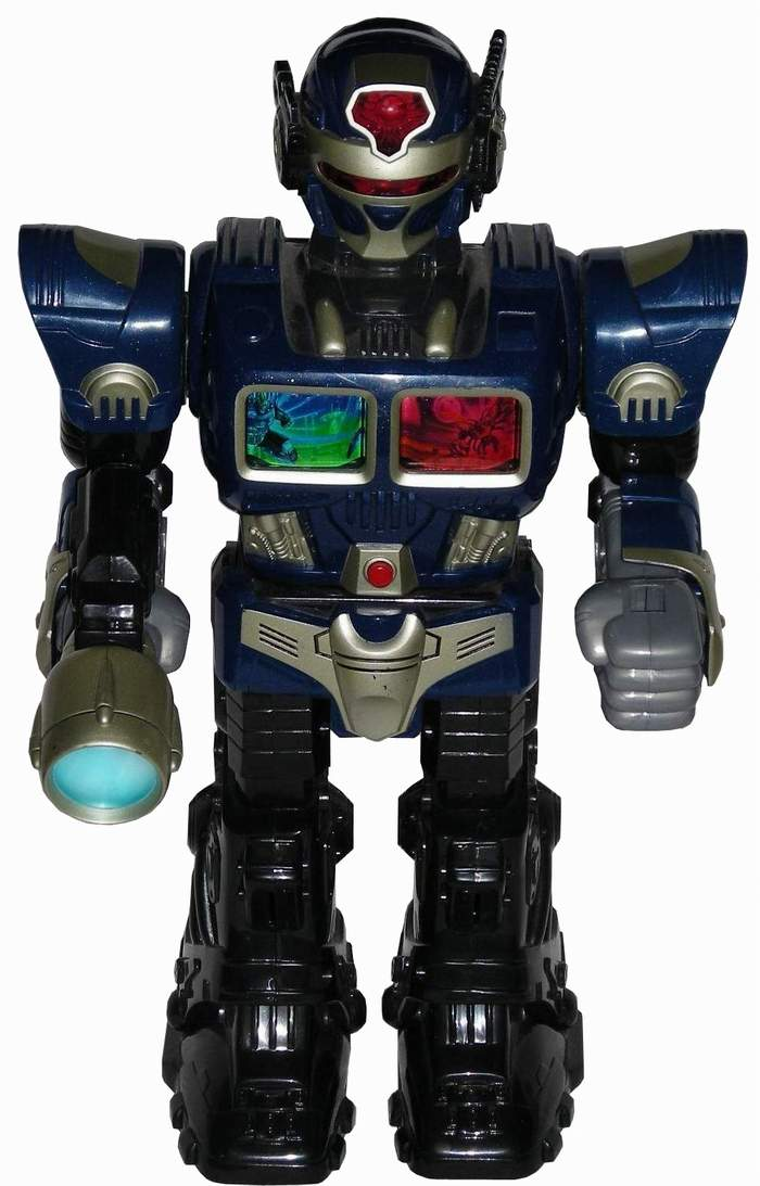 Cybotronix Walking Turbo Fighter Robot - The Old Robots ...