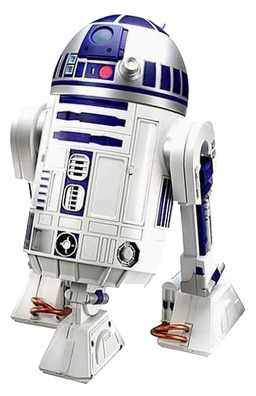 R2D2 - The Old Robot's Web Site