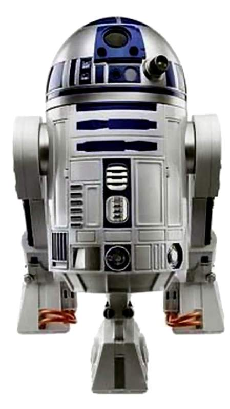 R2d2 the old robot 39 s web site - Robot blanc star wars ...