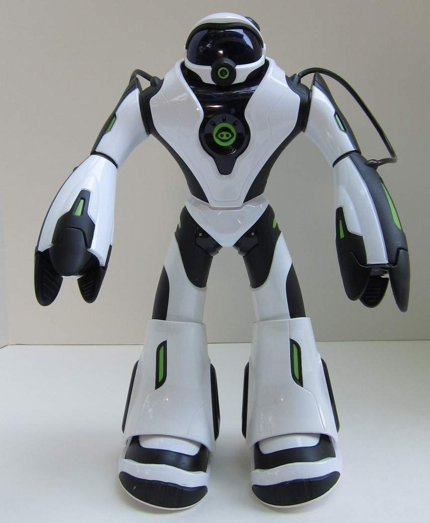 Joebot Robot By Wow Wee The Old Robots Web Site