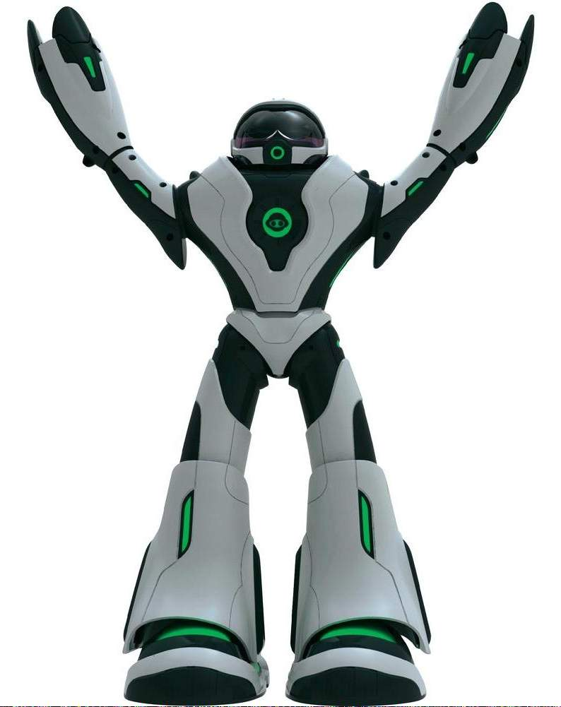 Joebot Robot by Wow Wee - The Old Robots Web Site