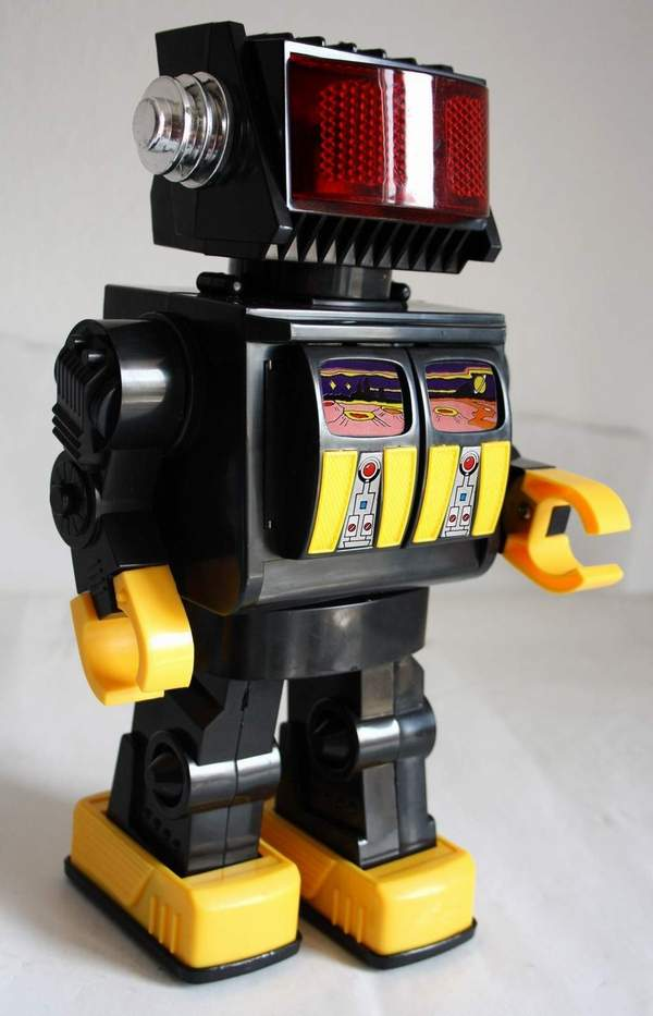 Cosmos Robot By Kamco The Old Robots Web Site