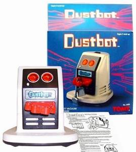 Dustbot Robot by Tomy