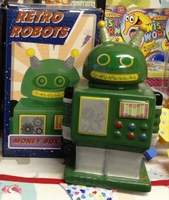 Coin Bank Robot
