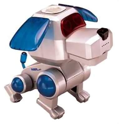 pio chi robot dog by tiger electronics ltd the old robots web site rh theoldrobots com Tiger Silverlit Tiger Electronics Mio Pup Manual