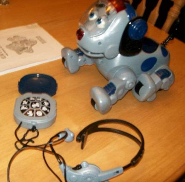 fisher price robot dog pictures to pin on pinterest. Black Bedroom Furniture Sets. Home Design Ideas