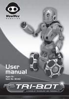 zoomer robot dog instruction manual