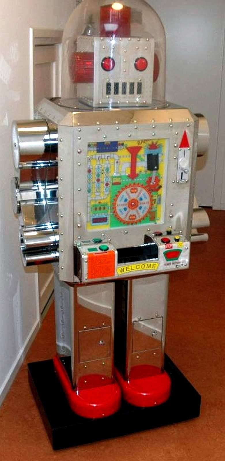 crypto robot  - icnt  kitanihon japan