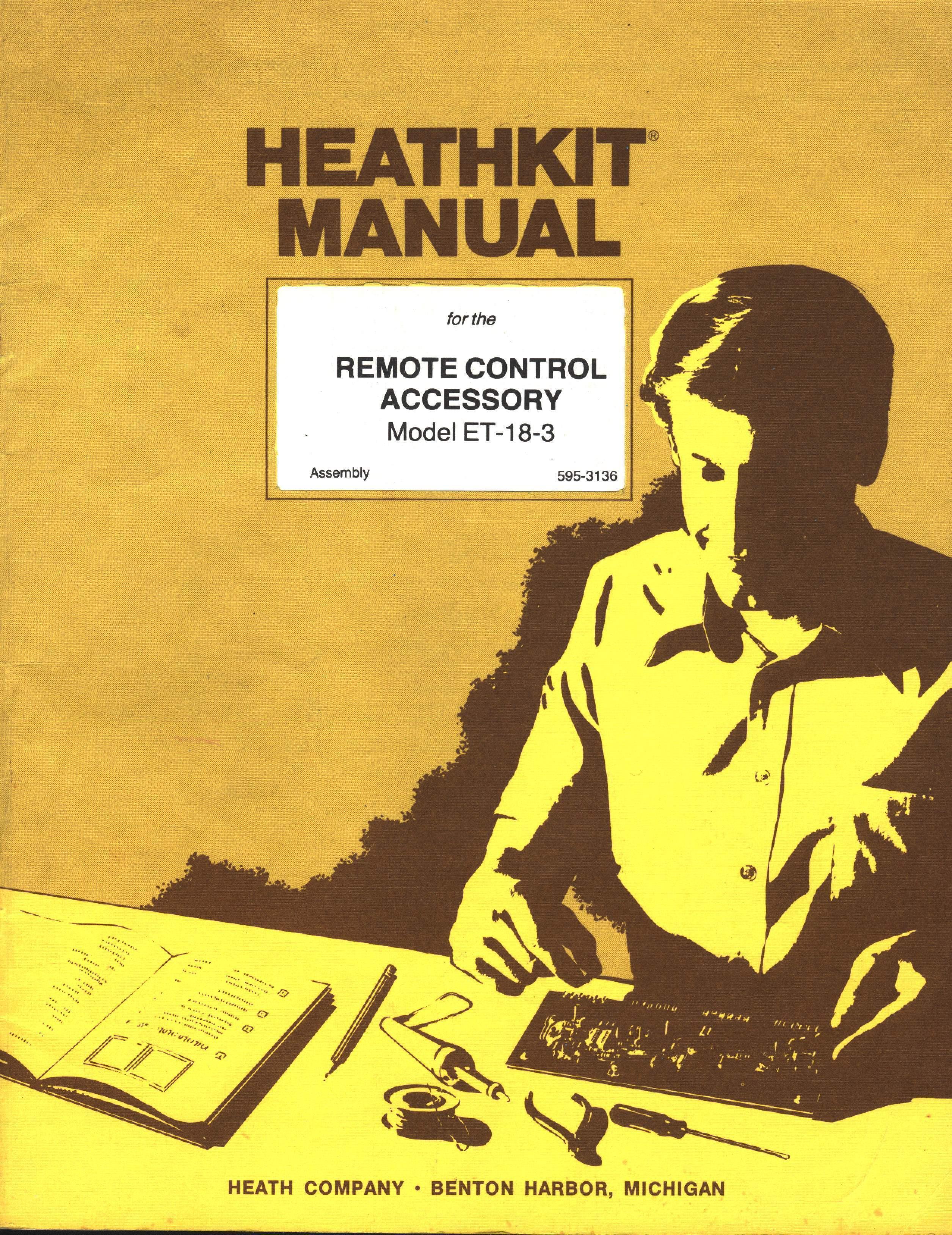 robot manuals the old robot s web site rh theoldrobots com heathkit manuals download heathkit manuals ebay