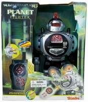 Planet Fighter Robot by Simba