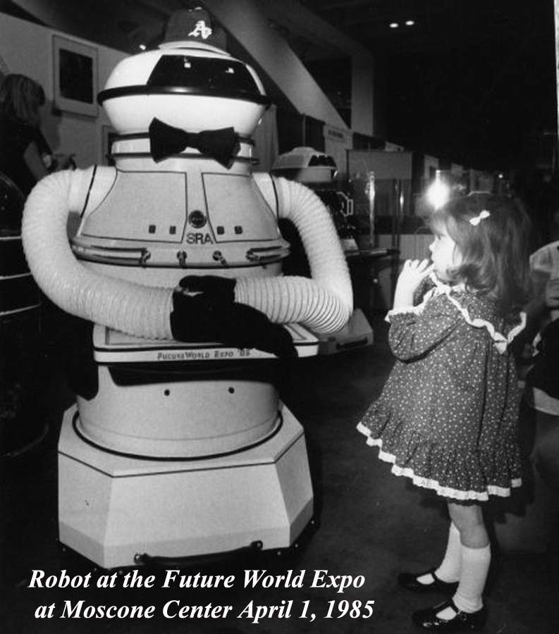 forgotten  unknown robots   robots web site
