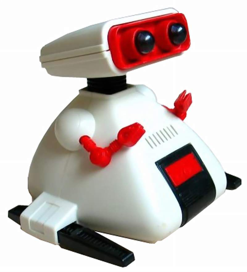 Dingbot Ding Bo Oms A By Tomy The Old Robot S Web Site