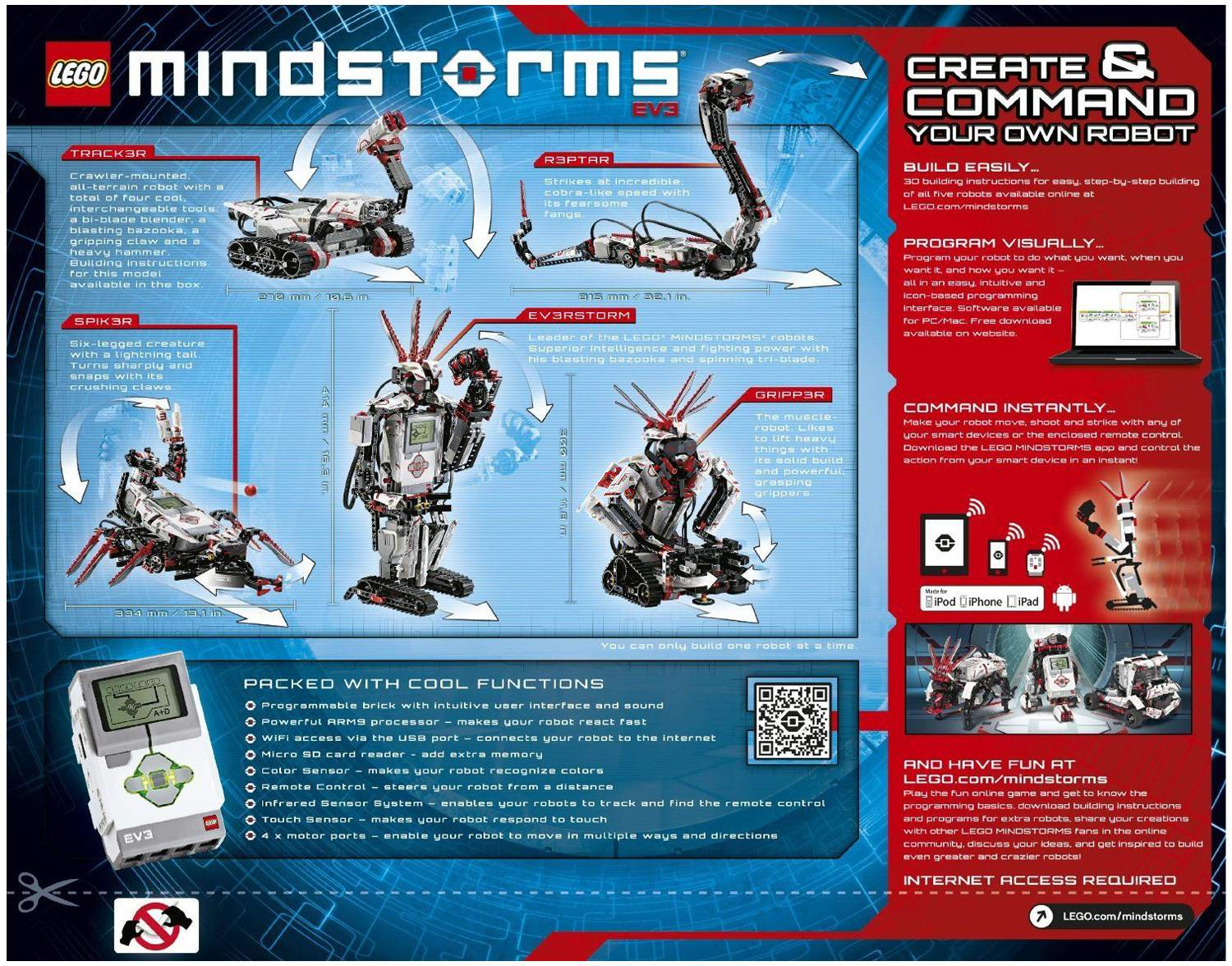 Lego Mindstorms Nxt Vs Ev3