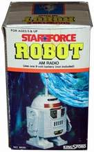 Star Force Robot