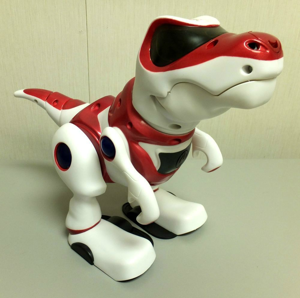 Teksta T-Rex Dinosaur