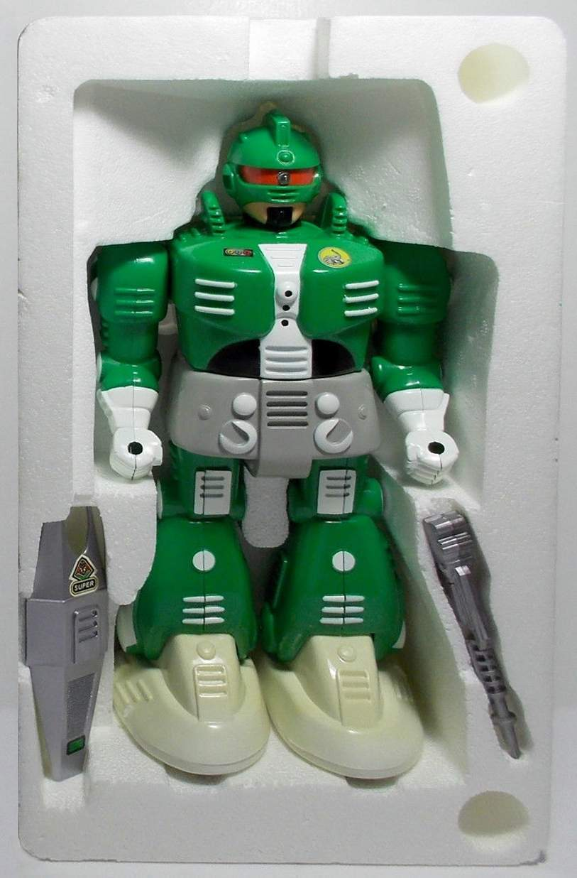 Super Commander By Playzone The Old Robots Web Site