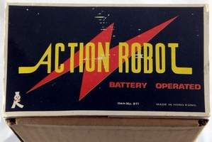 Action Robot